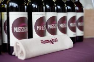 Mamm&Frukt kuiv vein Mustsõstrast