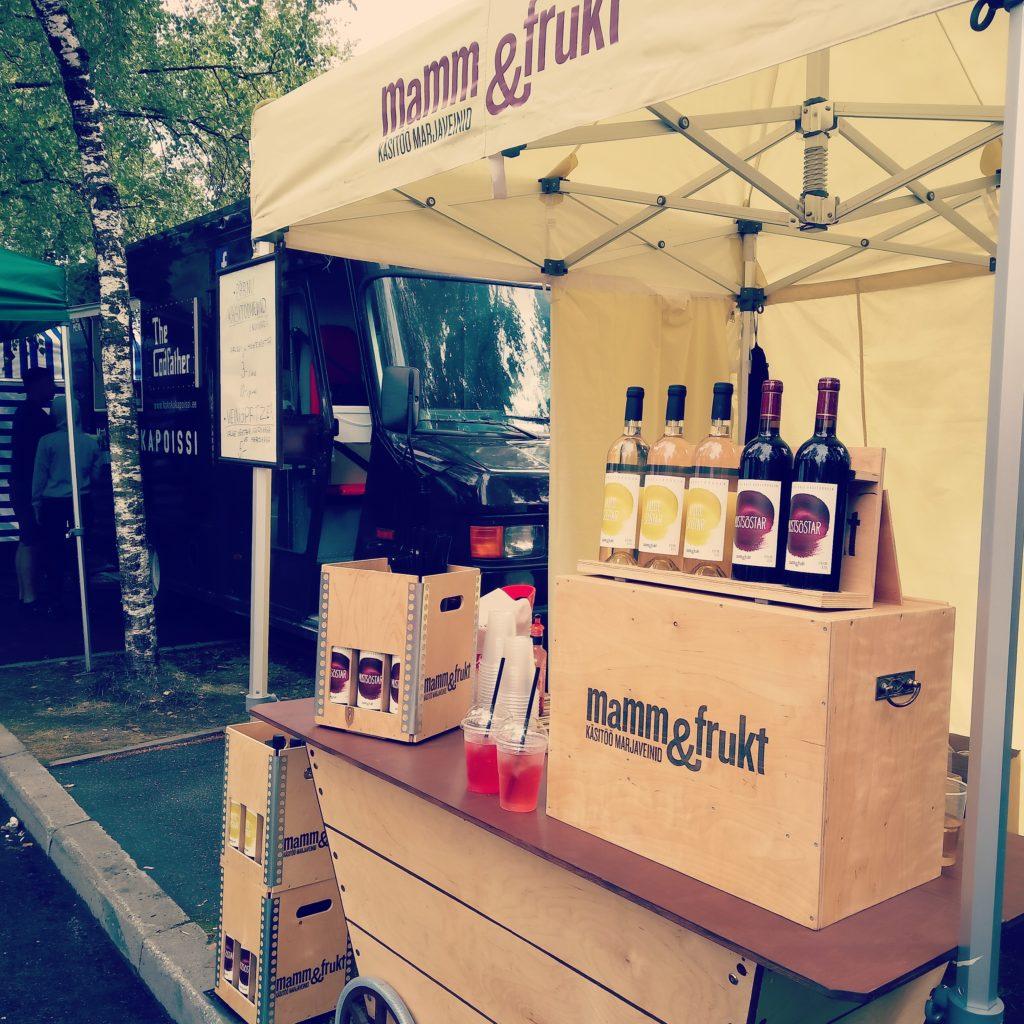 Mamm&Frukt Eesti veinid