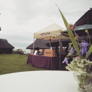 Mamm&Frukt jaanipäeval Eesti Vabaõhumuuseumi veinikohvik