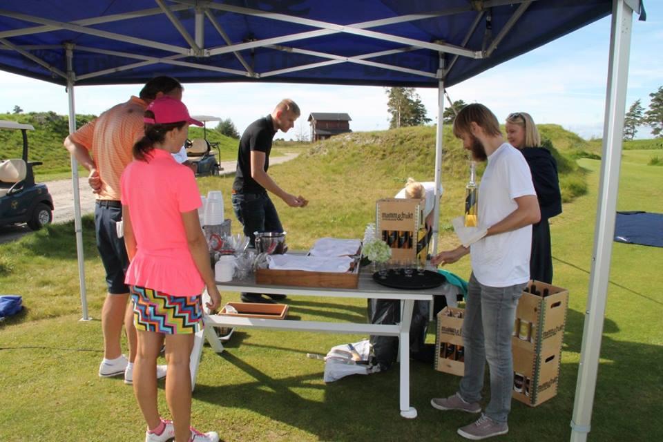 Mamm&Frukt eesti vein Hedon Golf cup ingverivein astelpajuga eesti käsitöövein Restoran Raimond 2