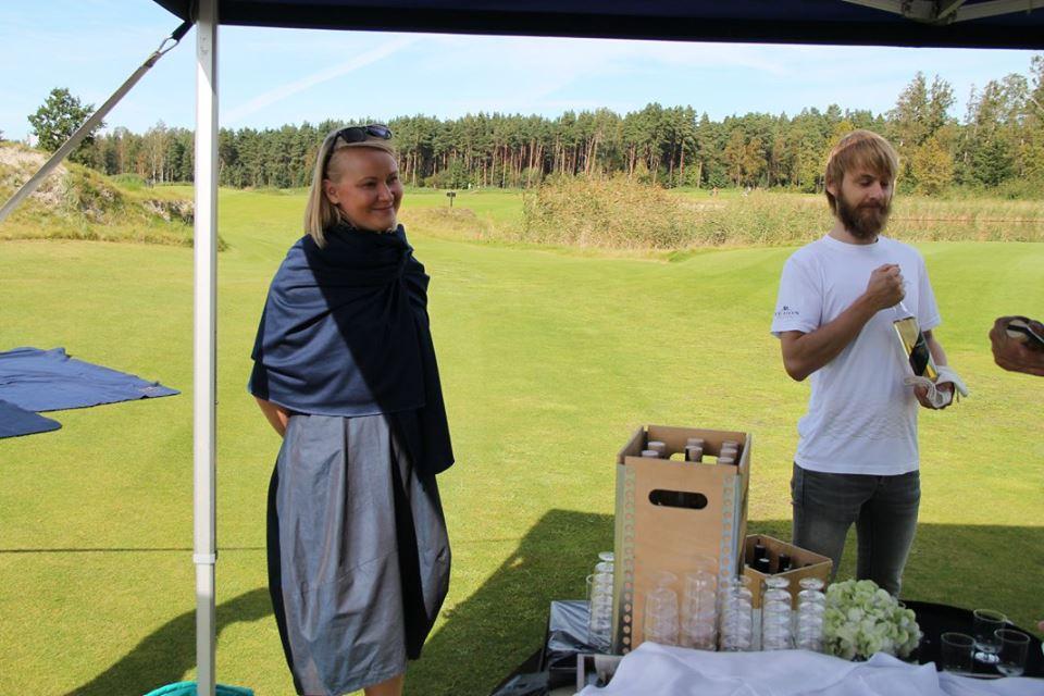 Mamm&Frukt eesti vein Hedon Golf cup ingverivein astelpajuga eesti käsitöövein Restoran Raimond