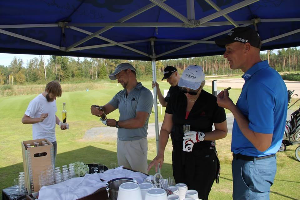 Mamm&Frukt eesti vein Hedon Golf cup ingverivein astelpajuga eesti käsitöövein