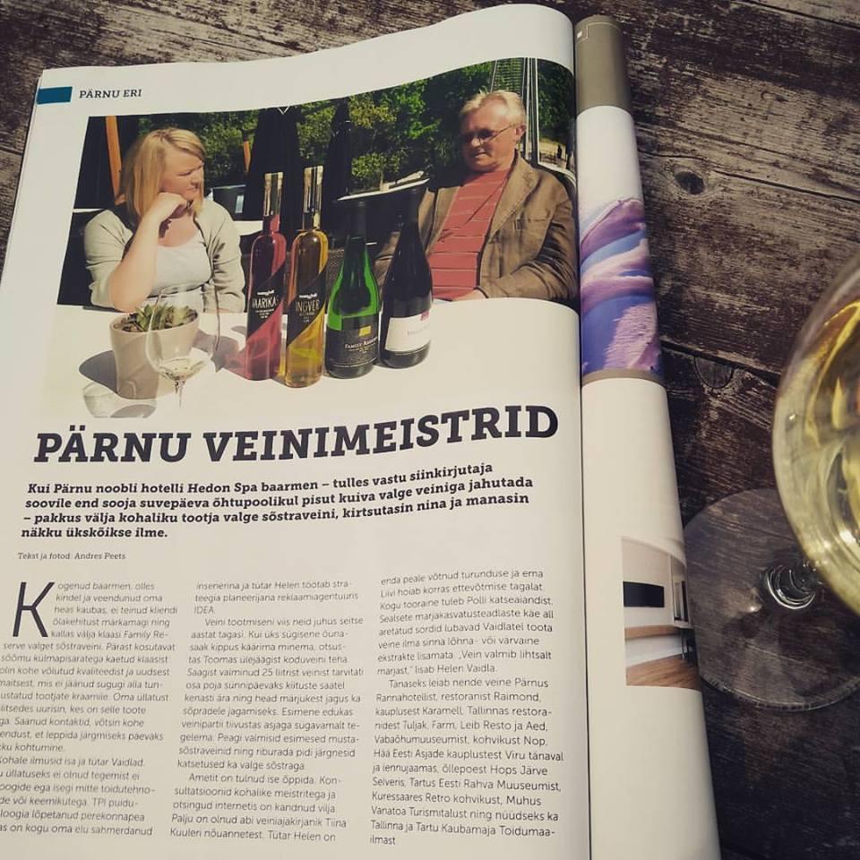 Mamm&Frukt_ajakiri Pulss Tallinn_restoran Raimond
