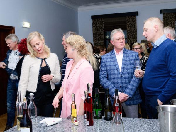 Mamm&Frukt veinimaja Eesti käsitööveinid Pärnu Veiniklubi linnavalitsus