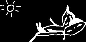 Rudolf päike valge_transparent