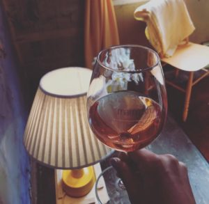 Mamm&Frukt veinituba Oliveris veinide degustatsioon bublé