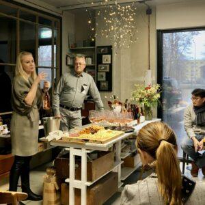 Mamm&Frukt pärnu veinimaja_eesti veinid_estonian wines_design-meets-wine workshop vaas&vaas disainistuudios_kolmekarukaubamaja