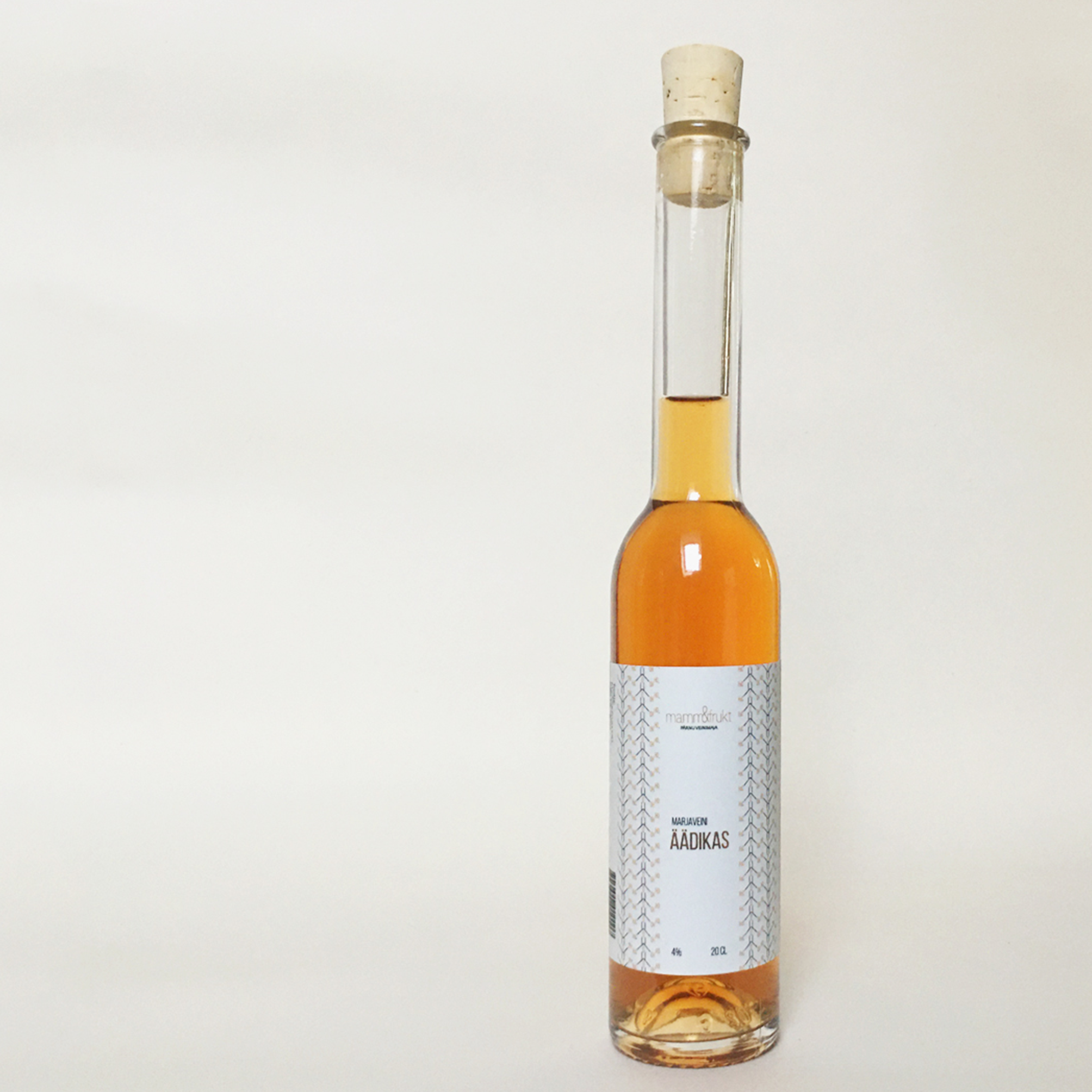 Mamm&Frukt pärnu veinimaja valge veiniäädikas