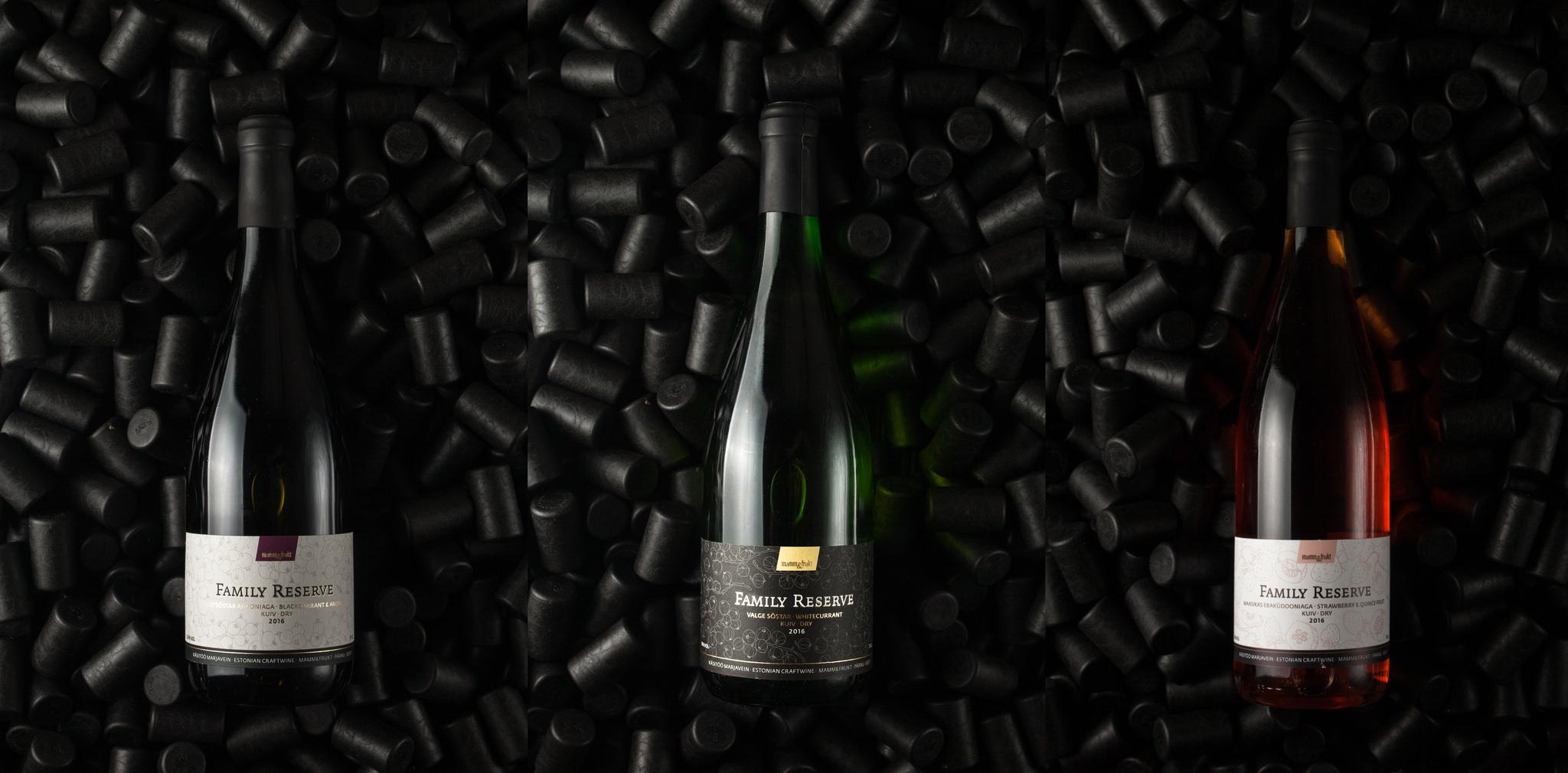 Ärikliendi-kingitus-jõulukingitus-eesti-vein-Mamm&Frukt-Family-Reserve-seeria